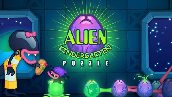 alien kindergarten puzzle html5 game licenses